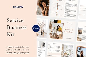Service-Based Business Kit