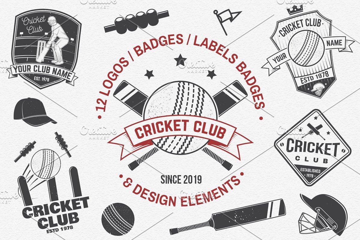Cricket Club Collection