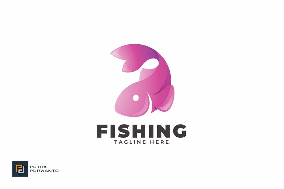 Fishing - Logo Template