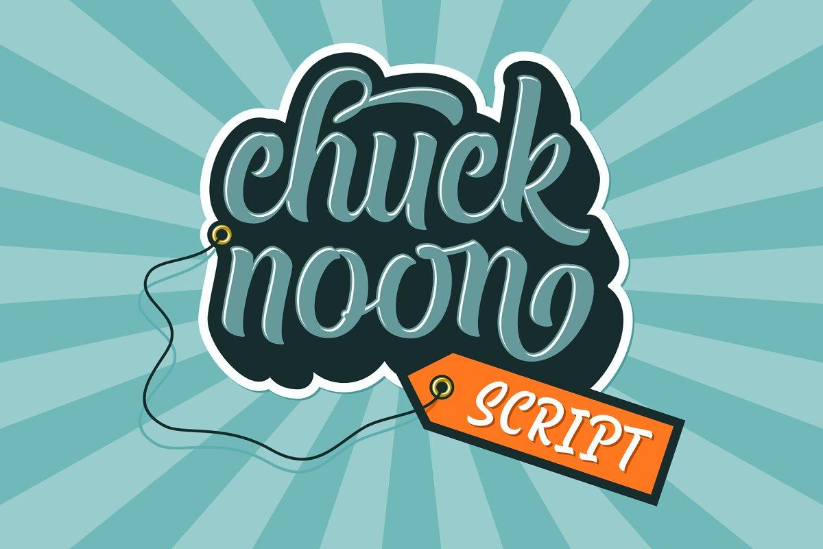 Chuck Noon Script