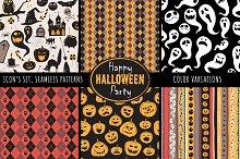 Big Bundle of Halloween Patterns