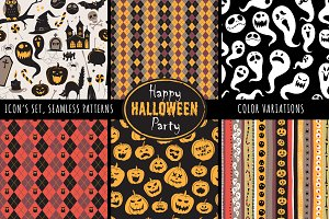 Big Bundle of Halloween Patterns