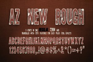 AZ New Rough