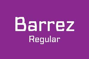Barrez Regular