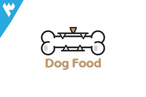 Dog Food Logo