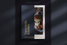 Cookbook / Recipe Book V.2 by  in Brochures