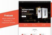 Prebook - eBook Landing Page