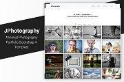 JPhotography - Minimal Photography