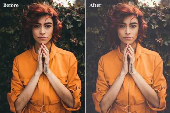 Vintage Faded - Cinematic LUTs Pack in Photoshop Plugins - product preview 5
