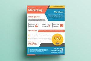 Creative Corporate Flyer V55