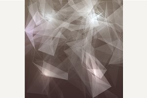 Abstract dark geometric backgroud