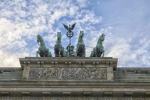 Brandenburger gate, Berlin