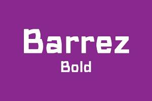 Barrez Bold