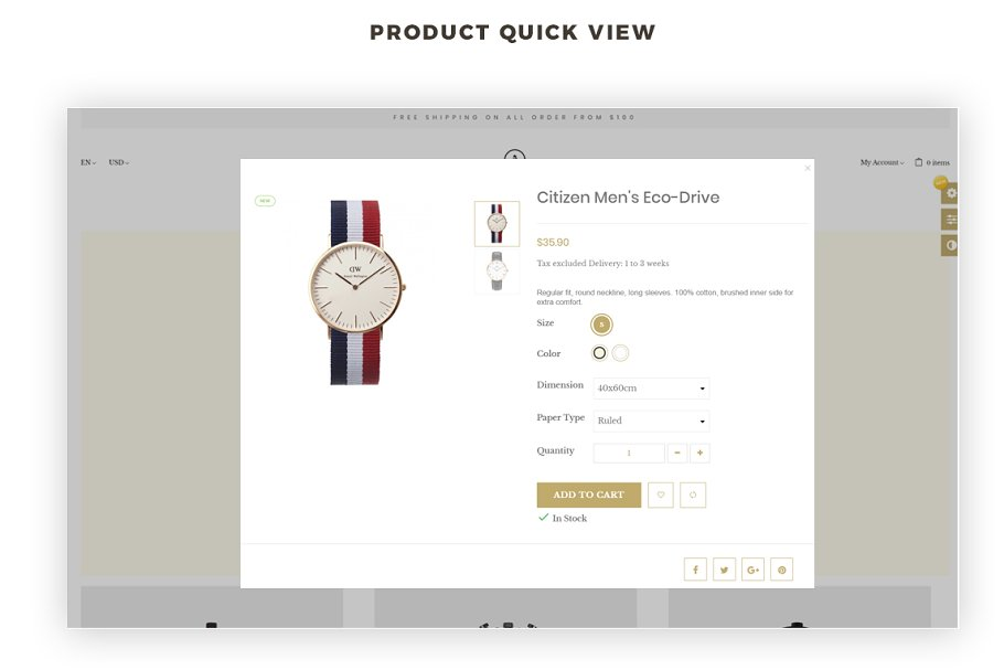 LEO PENGUINWATCH PRESTASHOP THEME in Bootstrap Themes - product preview 8