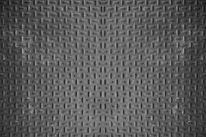 Grey metal sheet texture.