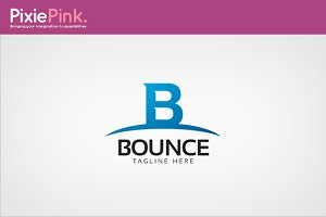 Bounce Logo Template