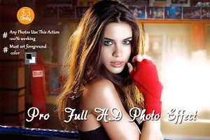 Pro  Full HD Photo Effect
