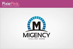 Migency Logo Template