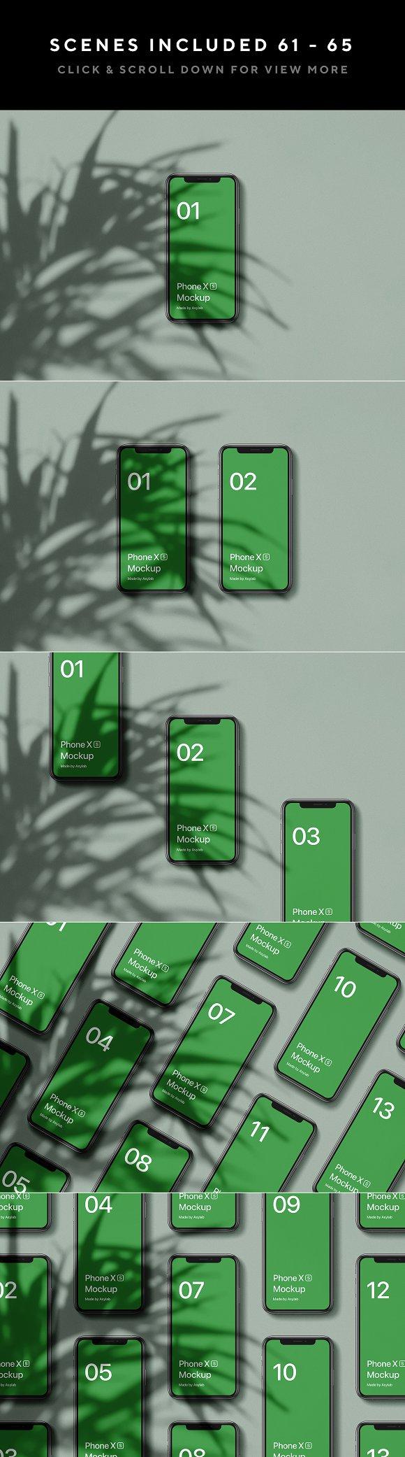100 Branding Stationery Mockups in Branding Mockups - product preview 33