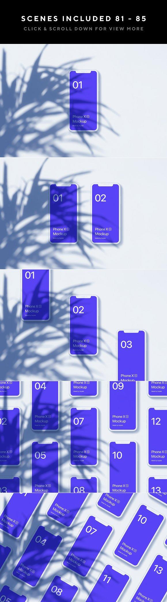 100 Branding Stationery Mockups in Branding Mockups - product preview 37