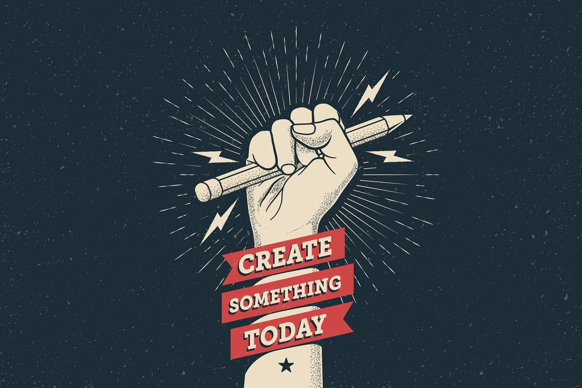 97bbeaa42c267 Create something today
