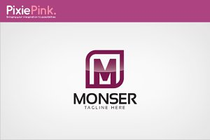 Monser Logo Template