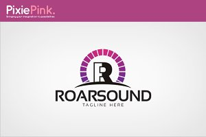 Roar Sound Logo Template