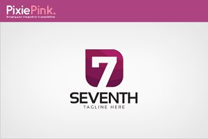 Seventh Logo Template