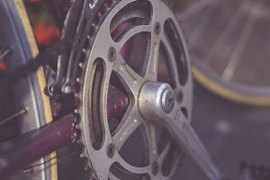 Racing Bicycle Gear