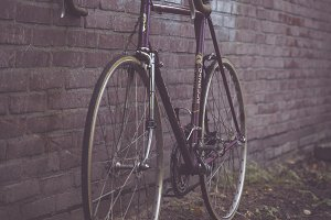Retro/Vintage Racing Bicycle