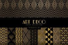 Art Deco Digital Papers Vol. 2