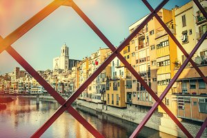 Picturesque Girona