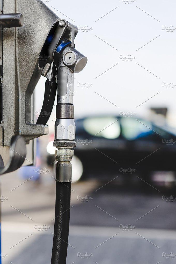 Petrol Station - Transportation