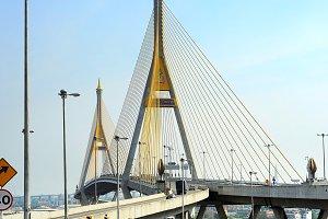 Industrial Ring Road Bridge, Bangkok