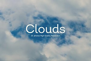 12 Clouds Photography V3 HQ