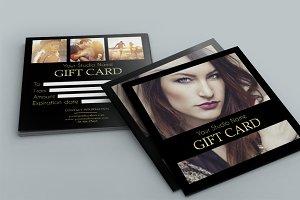 Elegant gift card