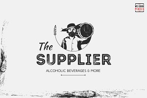 The Supplier Logo Template