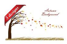 5 Autumn  Designs