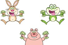 Cartoon Characters Collection - 9