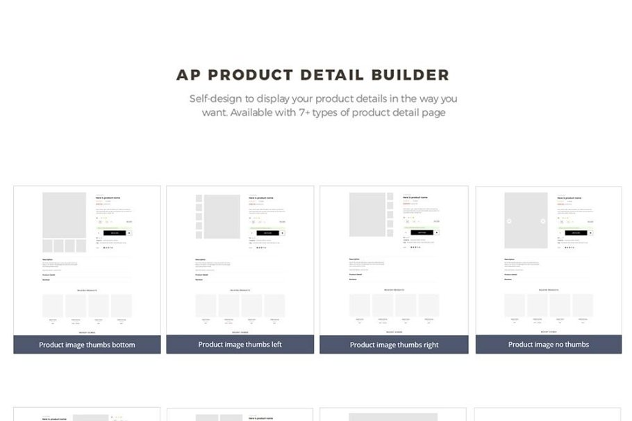 LEO ODIN PRESTASHOP THEME in Bootstrap Themes - product preview 2