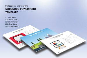 SlideGood Powerpoint Template