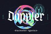 Doppler Modern Blackletter