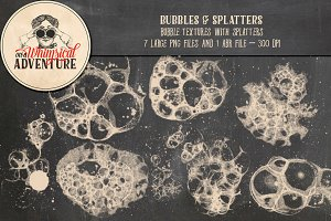 Bubbles & Splatters