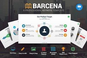 Barcena - Keynote Template