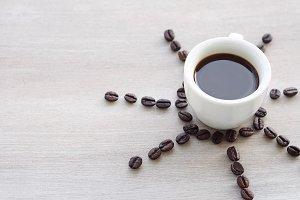 Coffee sun