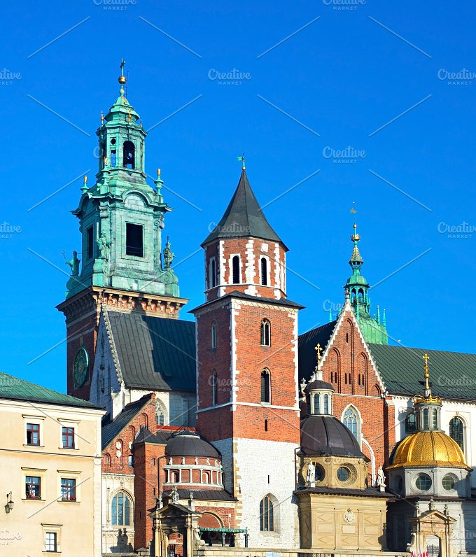 St. Stanislaw and Vaclav Basilica - Architecture