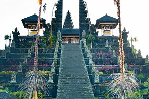 The Mother Temple of Besakih,Bali