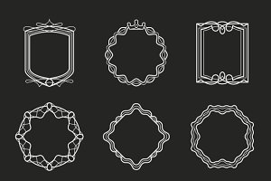Outline frames