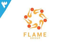 Flame Group Logo