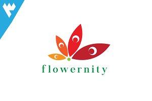 Flowernity Logo